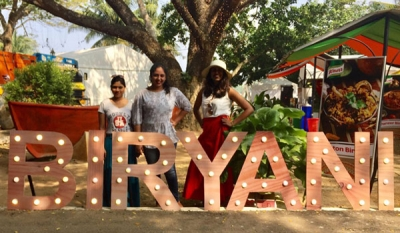 A tale of two fancies – The Knorr Biryani Festival jumps out of the pages of the Fairway Galle Literary Festival 2018