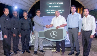 DIMO organizes Mercedes-Benz Star Experience in the City of Gems
