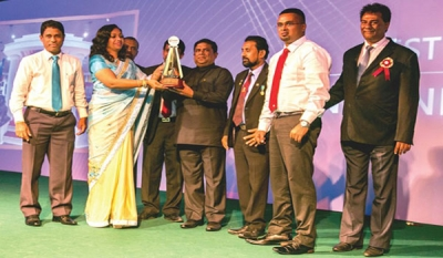 S-lon clinches top most award at Construct Exhibition 2016
