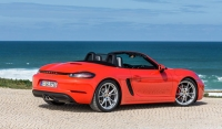 Eurocars welcomes the launch of the new Porsche 718 Boxster models (Video)