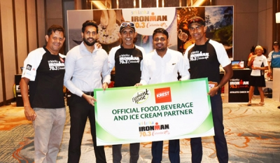 Elephant House and Keells Krest powered IRONMAN 70.3 Colombo
