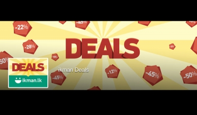 ikman.lk revamps 'ikman Deals' to benefit buyers and sellers