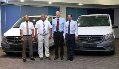 Vito Mercedes-Benz now in Sri Lanka from DIMO