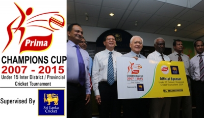 Prima Champions Cup to Commence for 8th Consecutive Year
