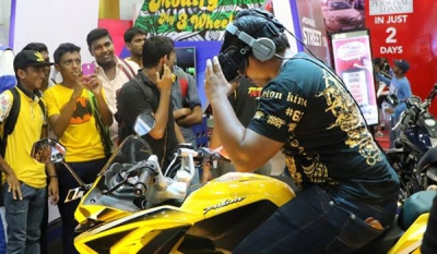 DPMC provided futuristic experience at Colombo Motor Show 2016