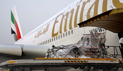 Emirates SkyCargo flies Sri Lanka built race car to Silverstone for second time