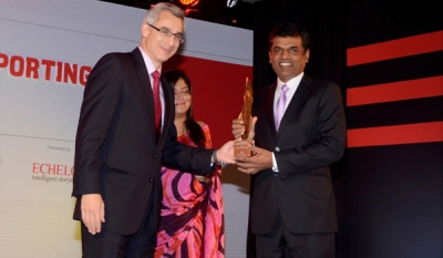 American & Efird Lanka named winner at Sustainability Reporting Awards