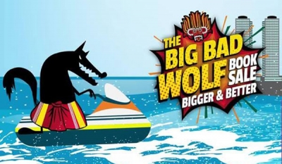 Mobitel promotes joy of reading as Official Telecom Partner of a bigger & better 'Big Bad Wolf Book Sale' for the second consecutive year