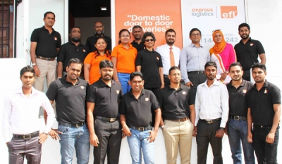 Connecting Sri Lanka : EFL Express opens second center in Galle