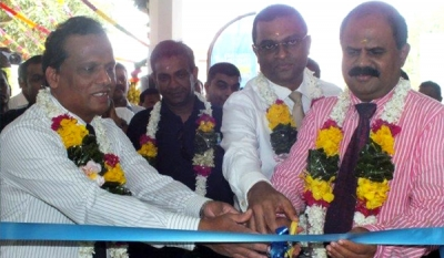 Mobitel opens mTicketing counter at Jaffna Railway Station