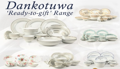 Dankotuwa Porcelain introduces unique 'Ready to Gift' range