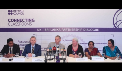 The British Council in Sri Lanka Connects Classrooms for 21st Century Teaching Skills