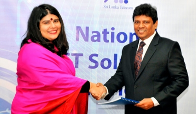 Sri Lanka Telecom Appoints J. Walter Thompson Sri Lanka as Lead Agency
