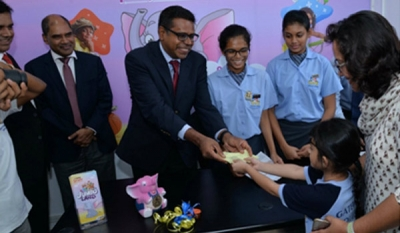 HNB spreads the savings habit with the launch of Gateway Student Savings Unit