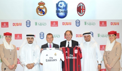 Footballing Giants Real Madrid and AC Milan to Kick Off in Dubai this December