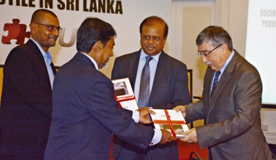 Chrysotile Information Centre and Research Intelligence Unit Present Socio Economic Impact of the Potential Ban of Chrysotile Fibre in Sri Lanka