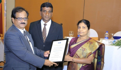 UltraTech Cement Lanka's In-house Lab Awarded ISO Accreditation by SLAB