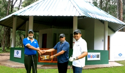 Golf Hut at the Nuwara  Eliya Golf Club gets a new face
