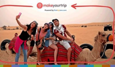 Customise your travel with Makeyourtrip.com