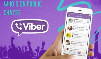 Viber unveils Public Chats with Rolling Stone & Pixie Lott on board as it looks to stand out in 'jostling market'