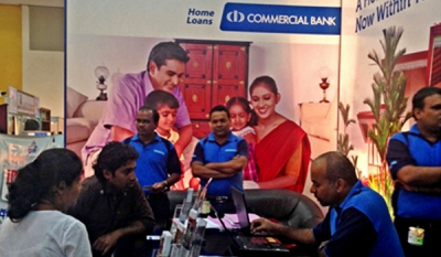 Commercial Bank a major attraction at 'Kedella' 2014