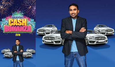 Prestigious Mercedes Benz cars and millions of cash prizes up for grabs with 'Mobitel Cash Bonanza 2018'