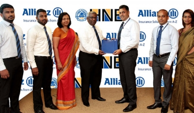 HNB inks MOU with Allianz to provide special benefits for Club and Priority Circle customers