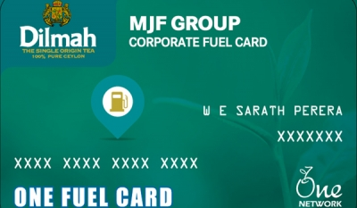 Dilmah partners with Mobitel Business Solutions for Mobitel's 'One' fuel card