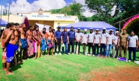 Aakash Group Gives Major Boost to Cricket in Northern Sri Lanka (21 Photos)