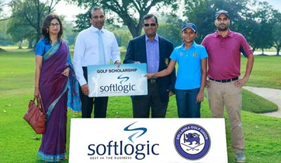 Softlogic Holdings tees off with junior golfer Taniya Balasuriya