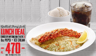 The Manhattan FISH MARKET Introduces Five Exciting Flavours to Spice up your Lunch