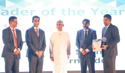 Shanil Fernando named ICT Leader of the Year 2016