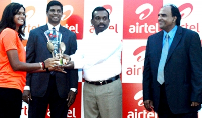 Medhira Wins Four Titles at the 99th Sri Lanka Nationals Tennis Championships