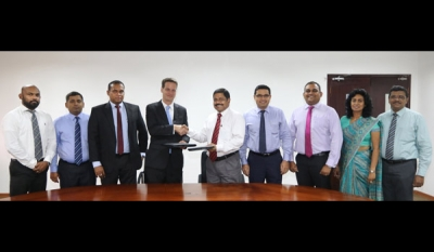 COMBANK and INSEE Cement launch Sri Lanka's first dealer loyalty debit card