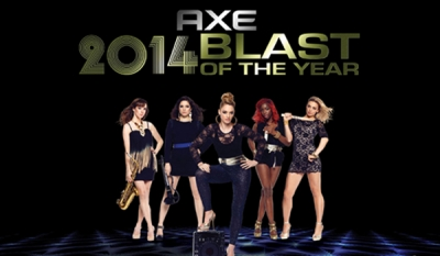 Selfie Your Way into the Biggest Blast of the Yearby AXE