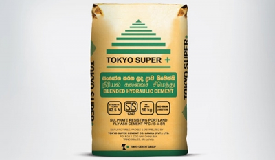 A Revolution in Green Construction: TOKYO SUPER + Blended Hydraulic Cement