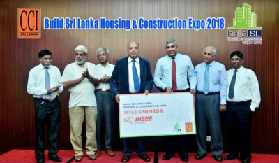 INSEE Cement joins hands with Build Sri Lanka Exhibition