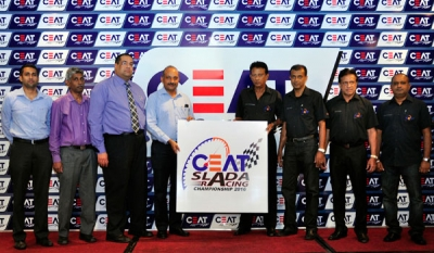 CEAT takes title sponsorship of 2016 SLADA Championship