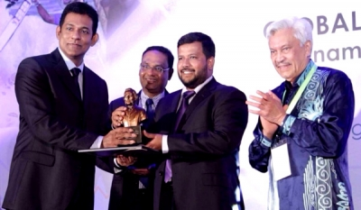 Lalith Hapangama wins coveted global rubber industry accolade