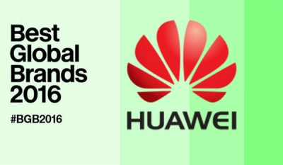 Huawei Jumps to Number 72 on Interbrand's Best Global Brands Report