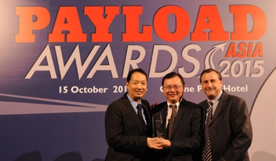 DHL Sweeps Four Top Trophies at Payload Asia 2015 Awards