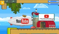 Rovio partners with YouTube for Retry mobile game launch