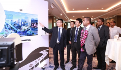 Huawei hosts Lanka Carrier Congress 2018 themed 'Roads to a Better Future'