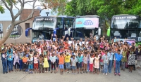 HNB takes 274 Singithi depositors on guided tour of Ratmalana airport and Colombo port