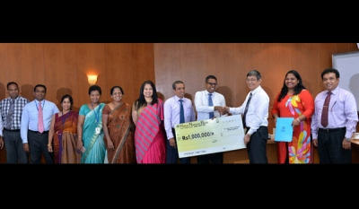 HNB Al-Najah partners with Habitat for Humanity Sri Lanka to launch 'Drops of Life' Project'