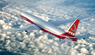 Boeing to manufacture 777X components with composite material made in the UAE