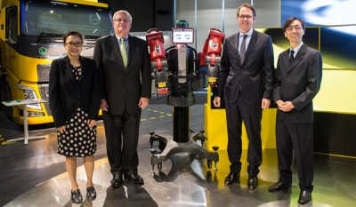 New DHL APAC Innovation Center develops drones and other game-changing logistics solutions to promote collaborative innovation in the region