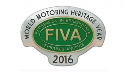 UNESCO official patron of FIVA's World Motoring Heritage year 2016