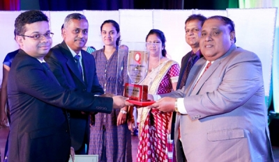 Hemas Southern Hospital Galle retains the honour of best private hospital in Southern Province at 'Dakshina Suwa Wiru Abhishekaya 2017'