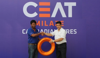 CEAT gives vehicle owners a chance to win free radials